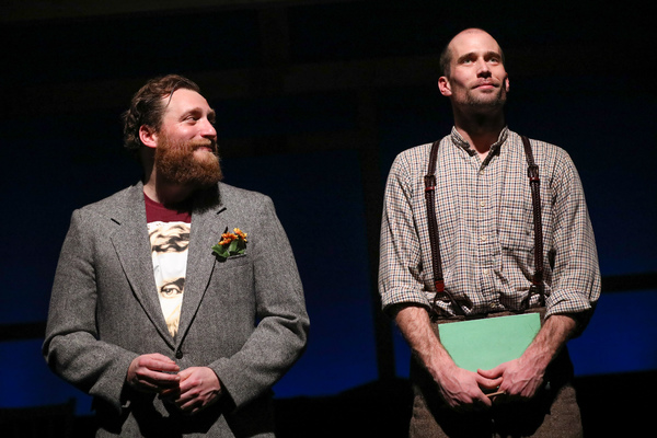 Photos: First Look at BEWILDERNESS at PlayMakers Repertory Company