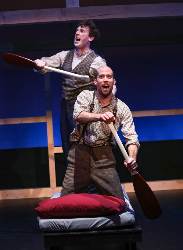 Photo Flash First Look At Bewilderness At Playmakers