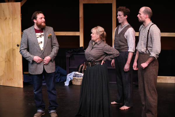 Photo Flash: First Look at BEWILDERNESS at PlayMakers Repertory Company