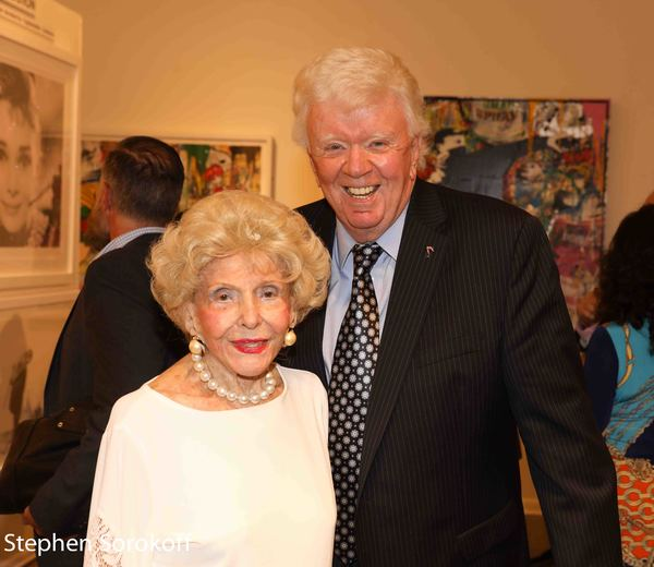 Photo Coverage: Society For The Preservation of the Great American Songbook Honors Jill & Rich Switzer and Celebrates Benefactors