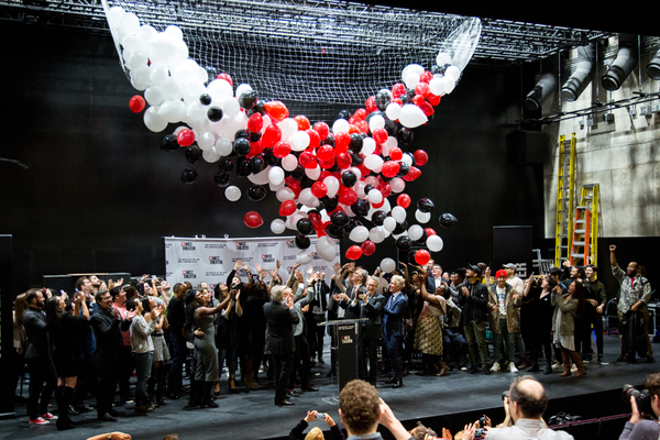 Photo Coverage: MCC Opens New Home at The Robert W. Wilson MCC Theater Space