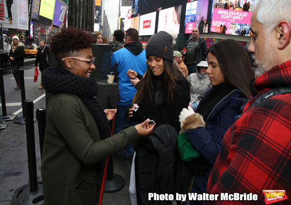 Photo Coverage: Theatrical Unions Show Support For Actors' Equity Development Strike