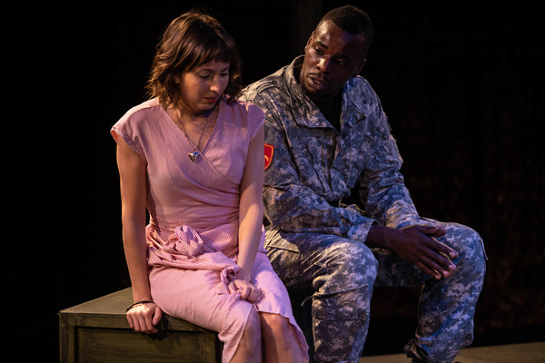 Photo Flash: First Look at OTHELLO At Jobsite Theatre