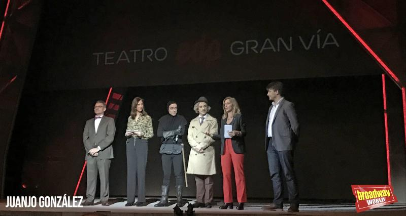 SMEDIA presenta el Nuevo Teatro EDP Gran Vía