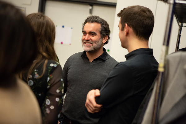 Photo Flash: A New Company Gets Ready to Take Over at THE FERRYMAN; Inside Rehearsals with Brian d'Arcy James & More!