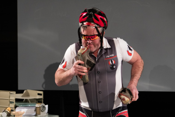 Photo Flash: First Look At New England Premiere Of THE BURN At The Wilbury Group
