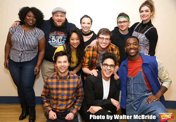 FREEZE FRAME: Chill Out Inside the First Day of Rehearsals with BE MORE CHILL!