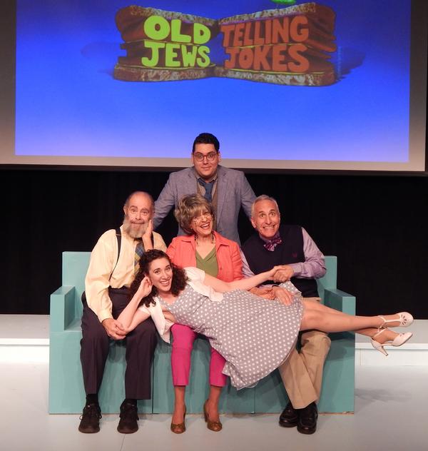 Michael H. Small, Emily Freeman, Sharon Geller, David Samuel. Robyn Eli Brenner Photo
