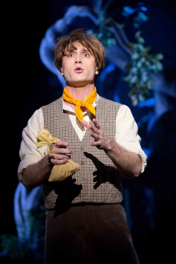 Photo Flash: First Look at Pieter Toerien and Kickstart's INTO THE WOODS