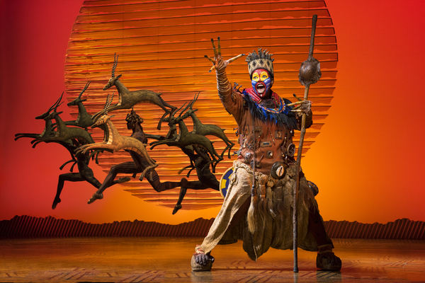 Photo Flash: Be Prepared for THE LION KING National Tour with New Photos