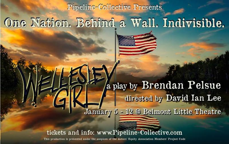 BWW Review: Pipeline Collective's WELLESLEY GIRL Offers a Provocative View of the Future