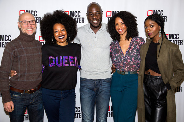 Photo Coverage: Meet the Company of MCC's THE LIGHT!