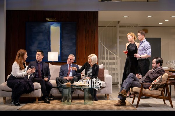 Photo Flash: Get A First Look At THE ENGAGEMENT at Hartford Stage