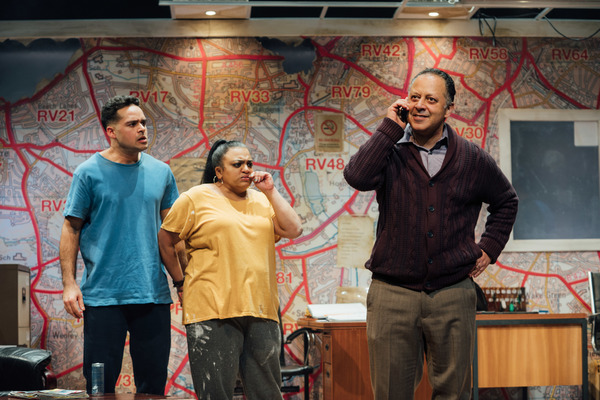 Photo Flash: Kiln Theatre Presents APPROACHING EMPTY