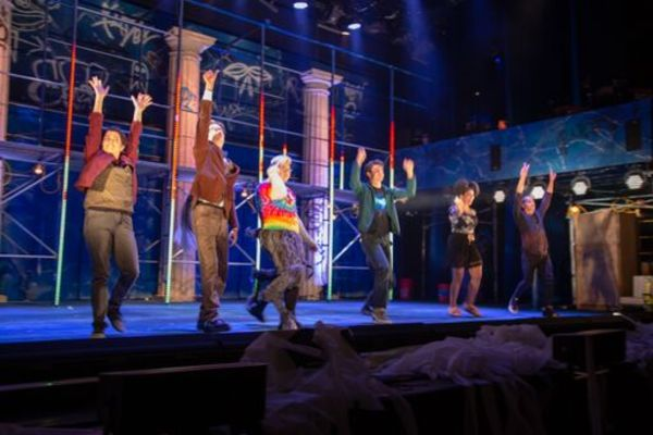 Photo Flash: THE LIGHTNING THIEF: THE PERCY JACKSON MUSICAL Opens In Chicago!