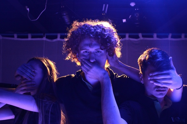 Photo Flash: The Actors' Hub Presents Four Shows In Repertory