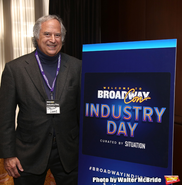 BroadwayHD's Stewart Lane Photo