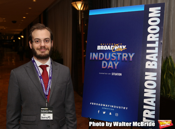 Photo Coverage: Inside the Industry Day Reception at BroadwayCon