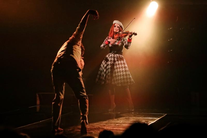 BWW REVIEW: PIGALLE Blends Disco And Parisian Cabaret For An Entertaining Easy Night Out