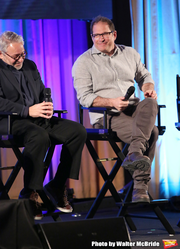 Photo Coverage: Inside the BroadwayCon Industry Day Panel 'The Broadway Blueprint'