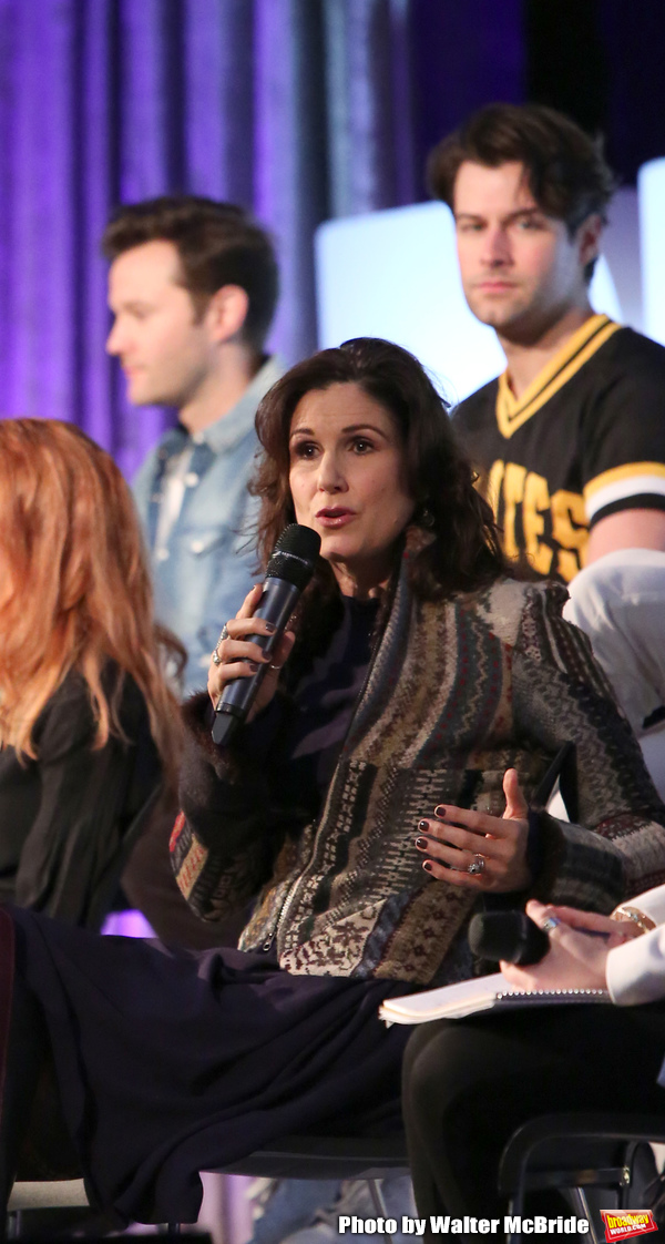 Photo Coverage: The Cast of THE CHER SHOW Chats at BroadwayCon