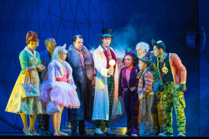 BWW REVIEW: CHARLIE AND THE CHOCOLATE FACTORY Invites Sydney Audiences To Revisit Roald Dahl's Classic Tale Of Imagination And The Benefits Of Being Good