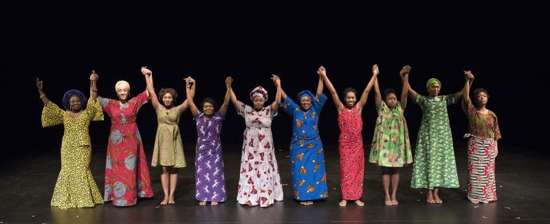 BWW Review: HEAR WORD! NAIJA WOMAN TALK TRUE at The Public's Under The Radar Festival