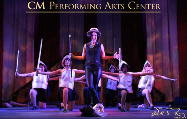 Photo Flash: First Look At CM Performing Arts Center Presents: PIPPIN At The Noel S. Ruiz Theatre