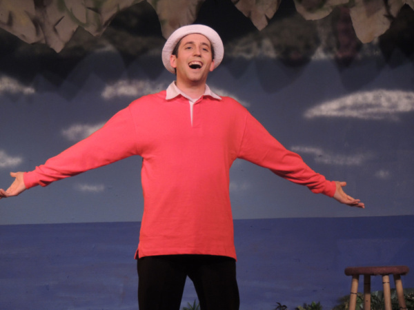 Photo Flash: First Look at Way Off-Broadway's GILLIGAN'S ISLAND