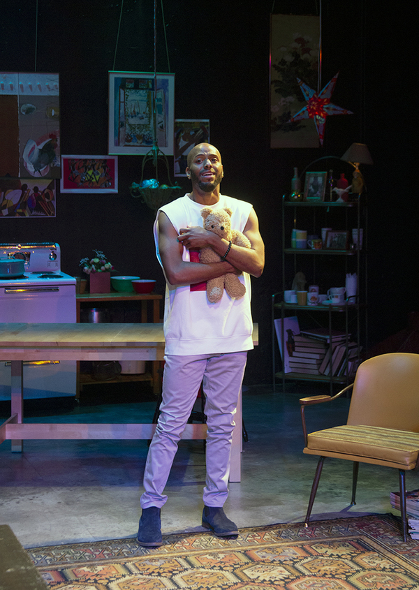 Photo Flash: First Look at MARRY ME A LITTLE at DirectorFest 2019