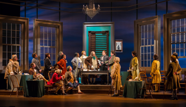 Review Roundup: Critics Sound Off On 1776 THE MUSICAL at La Mirada