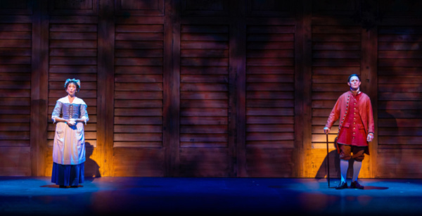 Photo Flash: First Look at 1776 THE MUSICAL at La Mirada
