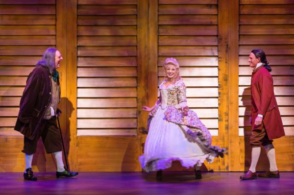 Photo Flash: First Look at 1776 THE MUSICAL at La Mirada