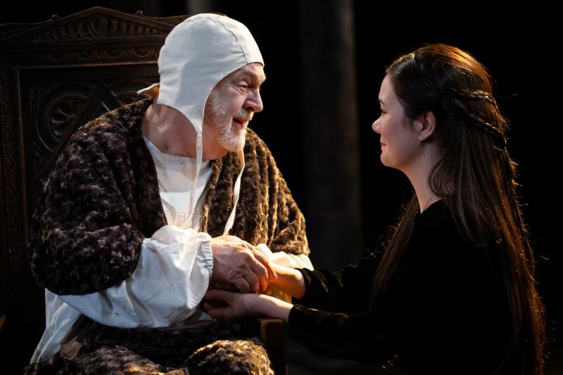 BWW Review: ALL'S WELL THAT ENDS WELL at Seattle Shakespeare ticks all the boxes.