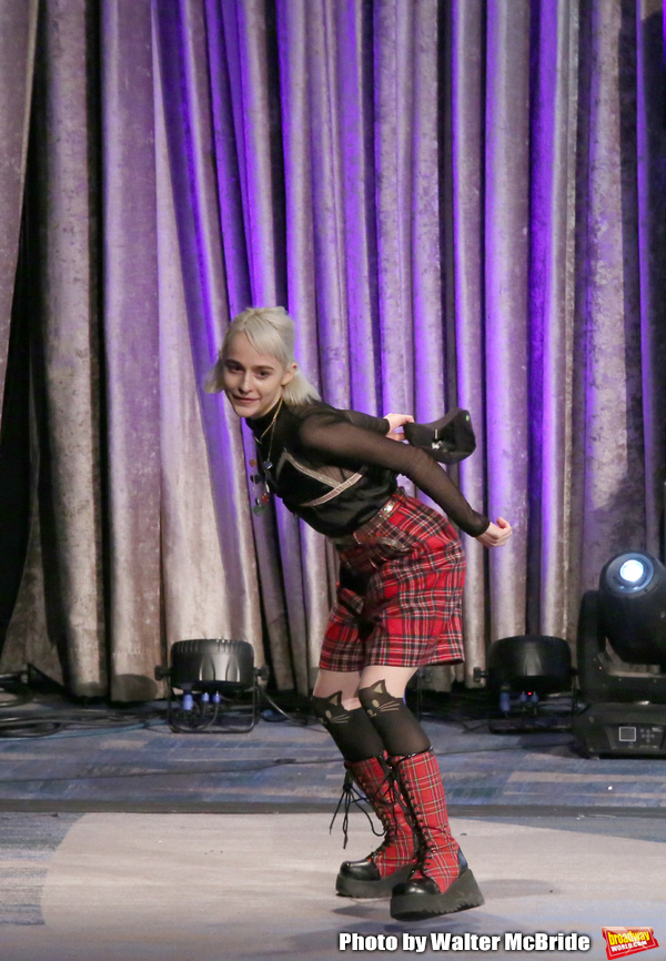 Photos: Sophia Anne Caruso Previews BEETLEJUICE at BroadwayCon