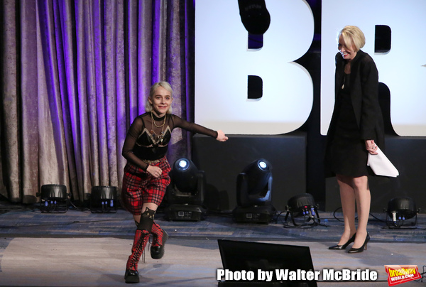 Photo Coverage: Sophia Anne Caruso Previews BEETLEJUICE at BroadwayCon