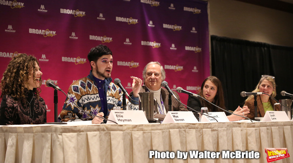 Photo Coverage: The Founders of BroadwayHD Unite For 'An Artist's Perspective of Stage to Screen' at BroadwayCon