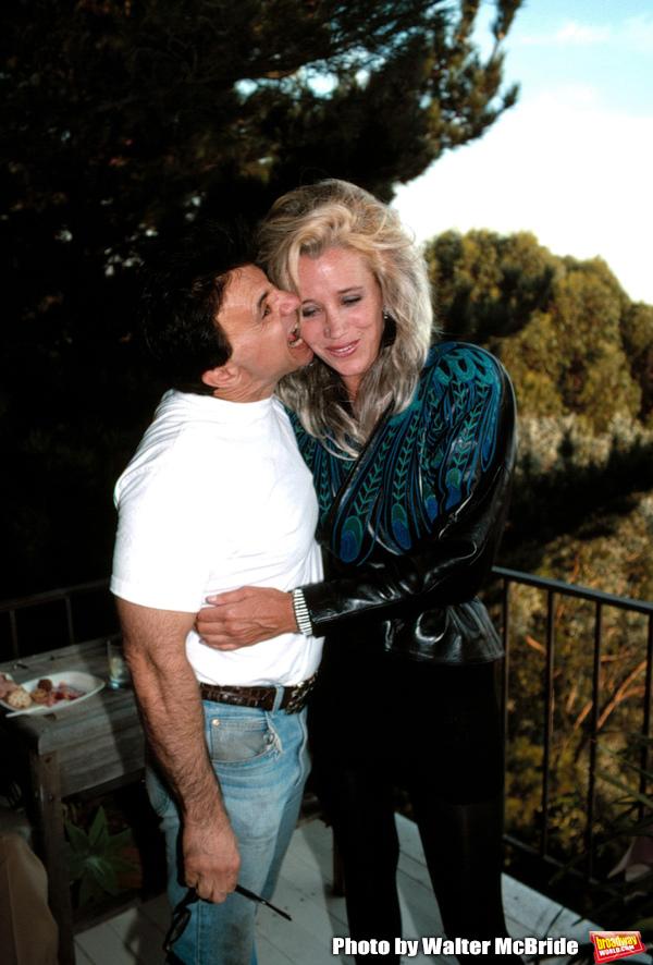 Photo Flashback: Sally Kirkland and Robert Blake in 1988