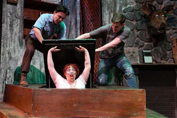 Photo Flash: First Look at Black Button Eyes Productions' EVIL DEAD THE MUSICAL
