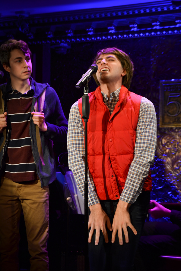 Photo Flash: STRANGER SINGS! THE PARODY MUSICAL Scares Up Some Songs At Feinstein's/54 Below
