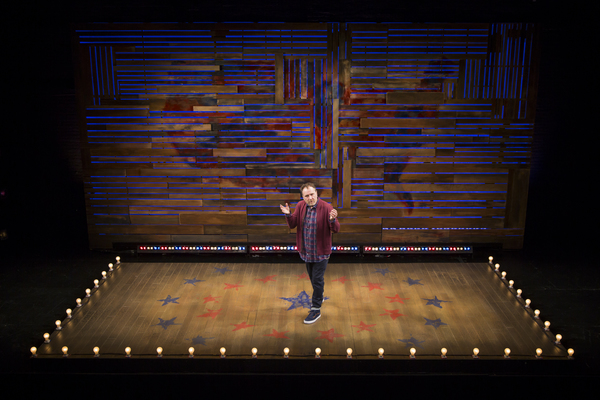 Photo Flash: First Look At Colin Quinn In RED STATE, BLUE STATE