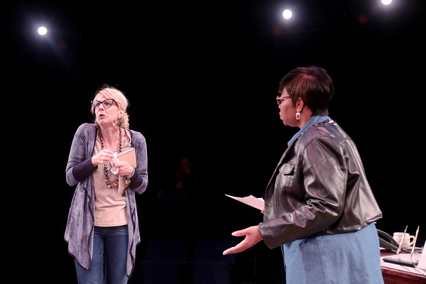 Photo Flash: Main Street Theater Presents THE SECRETARY to Start the New Year