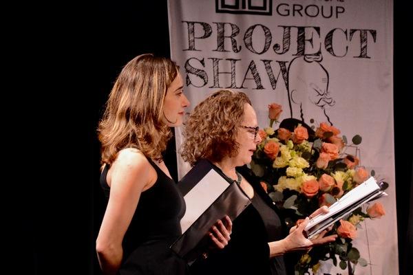 Kate Abbruzzese and Maryann Plunkett