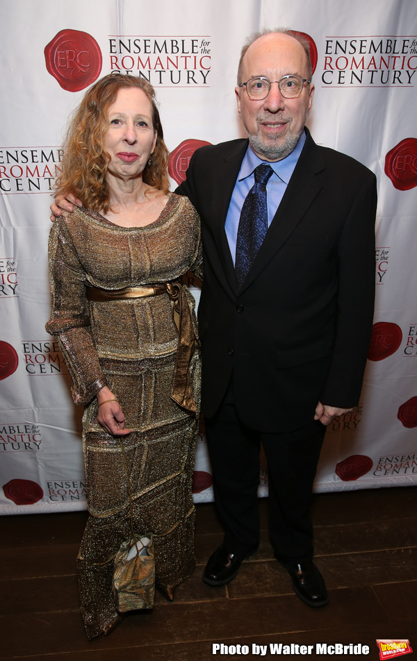 Eve Wolf and Harvey Sachs