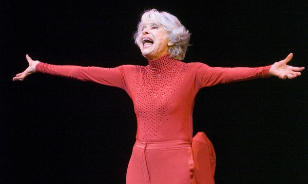 The Legendary Carol Channing Dies at 97