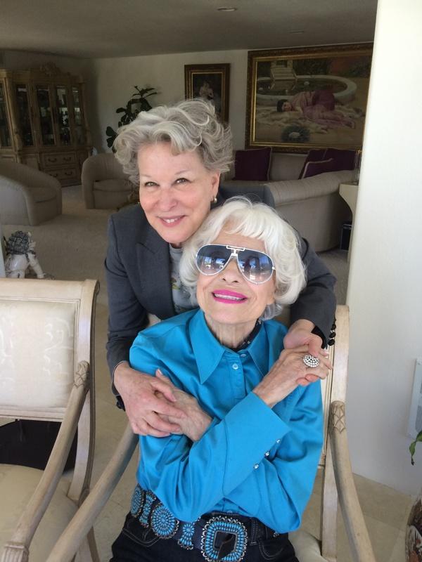 e58fedd4ee7 The Legendary Carol Channing Dies at 97