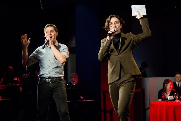 Josh Strobl and Mason Alexander Park Photo