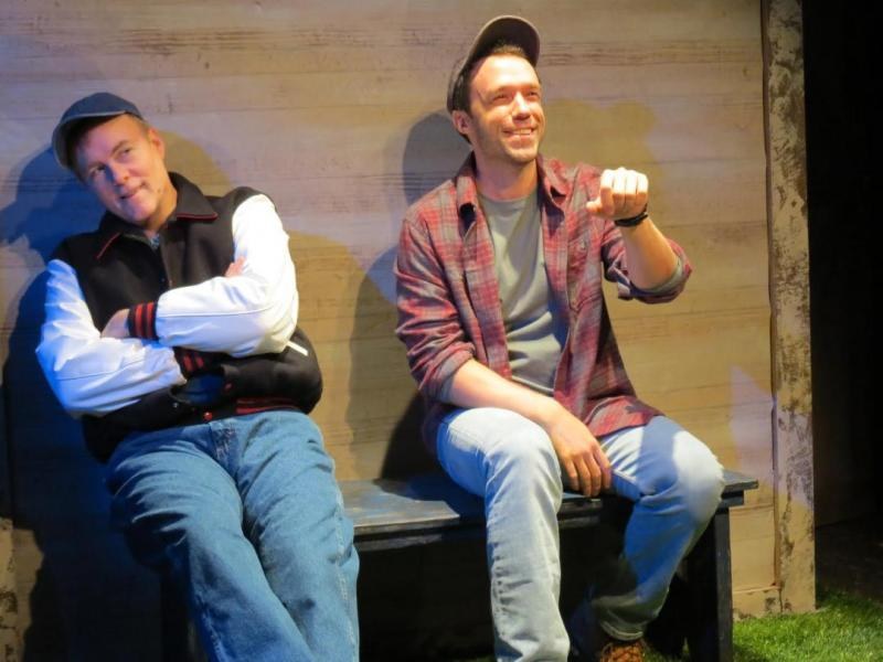 BWW Review: APPLE SEASON has an Outstanding World Premiere at NJ Rep