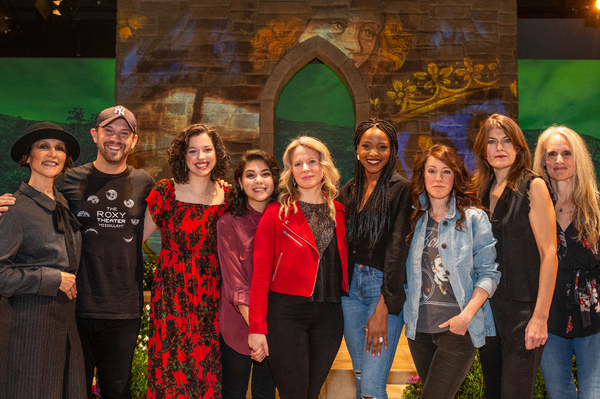 Photo Coverage: Meet The All-Female Cast of THE CONVENT