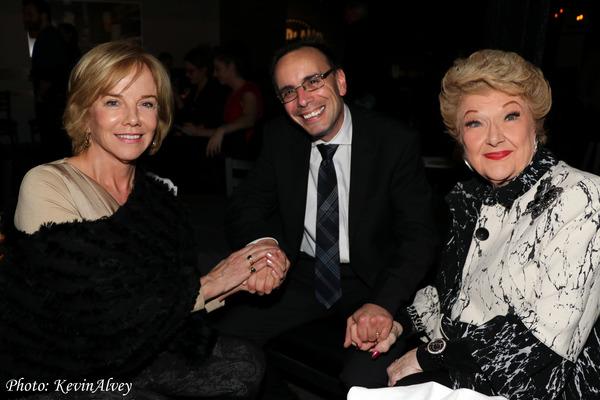 Linda Purl, Tedd Firth, Marilyn Maye